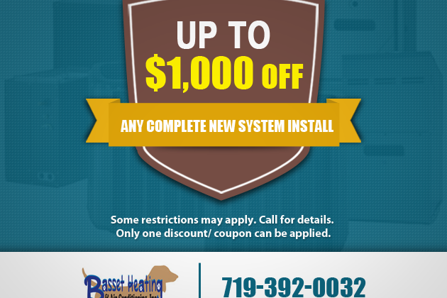 We have great news for some lucky Colorado Springs area homeowners, as we will be offering a Free furnace inspection to a limited number of area homeowners. With the recent cooler weather here in the Colorado Springs area, many of us are already thinking about fall and the upcoming winter months that lie ahead. It […]