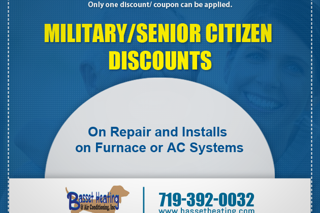 """Colorado Springs furnace repair & replacement services by Basset Heating & AC are available to homeowners and landlords via a quick phone call to our main office at 719-392-0032, or you may contact us through our website using the form below. [gravityform id=""""8″ title=""""true"""" description=""""true""""] We do however recommend calling us for quicker response time […]"""